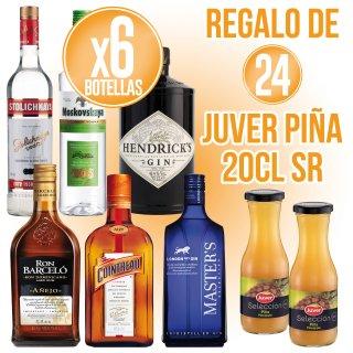 MODULO 6 BOT VARMA + 1 JUVER PIÑA 200