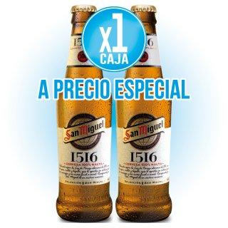 1 San Miguel 1516 1/3sr precio Especial