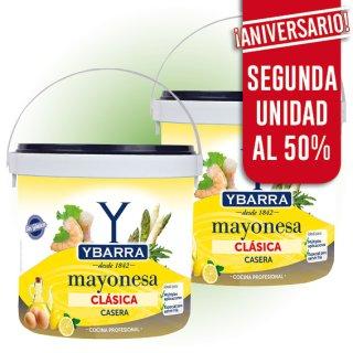 MODULO MAYONESA YBARRA 5KG CON DESCUENTO