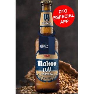 MODULO 1 MAHOU 00 TOSTADA 1/3 RET CON DESCUENTO