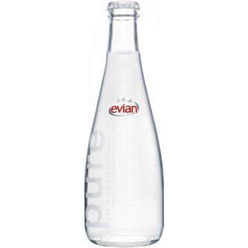 Evian 33cl