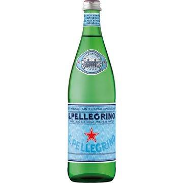Agua Sanpellegrino Con Gas 75 Cl