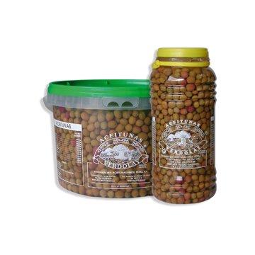 Olives Eurogourmet Arbequinas 1kg