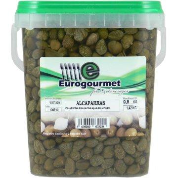 Alcaparras Eurogourmet 1kg