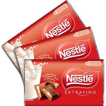 Chocolatinas Nestle 20gr 100u