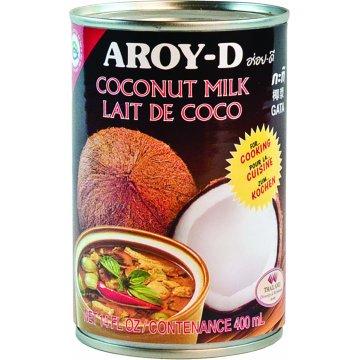 Leche De Coco 400 Ml Aroy-d
