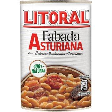 Fabada 1/2 Litoral Asturiana