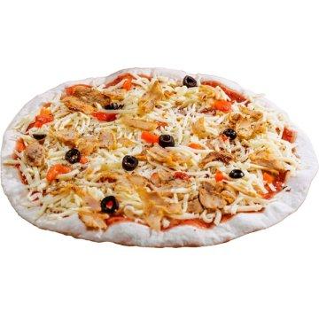 Pizza Gourmet Pollo Kebab A La Piedra Copizza