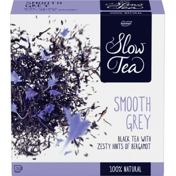 Slow Tea Smooth Grey Pickwick 25filt