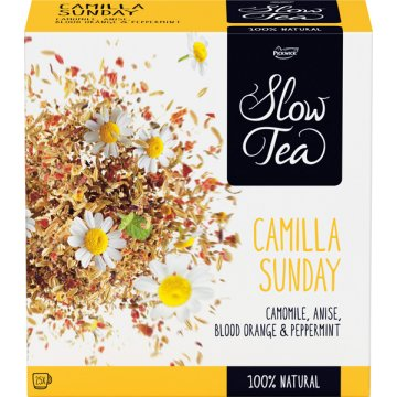 Slow Tea Camilla Sunday Pickwick 25filt