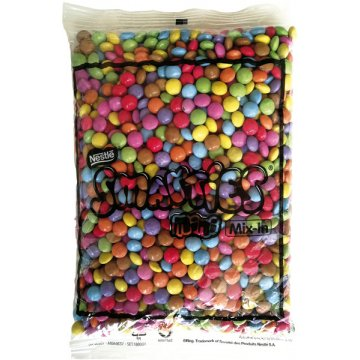 Smarties Mini Mix-in Topping Nestle 500gr