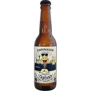 Cerveza De Taberna Espinaler 33cl Bot