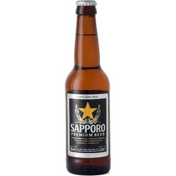 Cervesa Sapporo 33cl Bot Sr