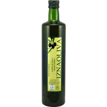 Aceite Oliva V.extra Iznaoliva 750ml Vidrio