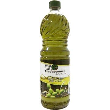 Aceite Oliva Virgen Extra Eurogourmet 1lt Pet