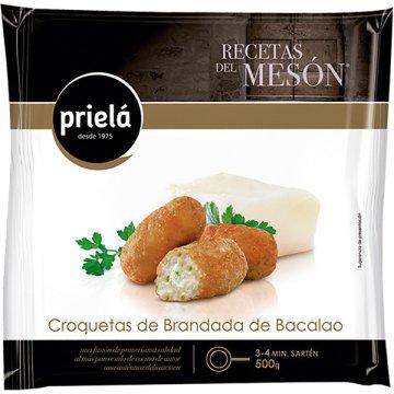 Croqueta Meson De Brandada Bac500 Gr Cg