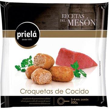 Croqueta Meson De Cocido500 Gr Cg