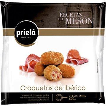 Croqueta Meson De Jamon Iberico500 Gr Cg