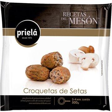 Croqueta Meson De Setas 500 Gr Cg