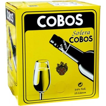 Solera Cobos B.i.b. 15lt