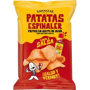 Patatas Fritas Ac.oliva Salsa Espinaler 50gr