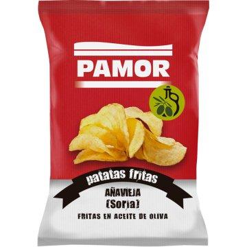 Patatas Fritas Aceite Oliva Pamor 50gr