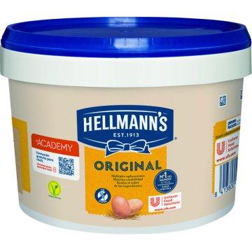 Mayonesa Hellmann's Original Cubo 3lt