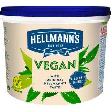 Mayonesa Hellmann's Vegana Cubo 2,6lt