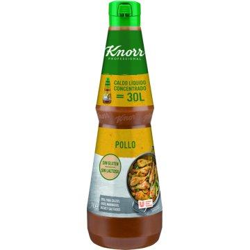 Caldo Liq Concentrat Pollastre Knorr 1lt