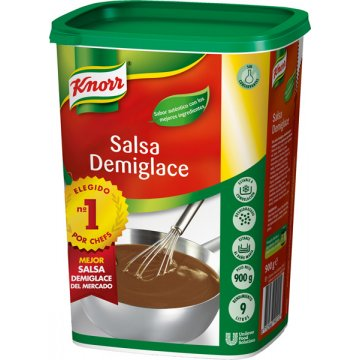 Salsa Knorr Demi Glace 980 Cl