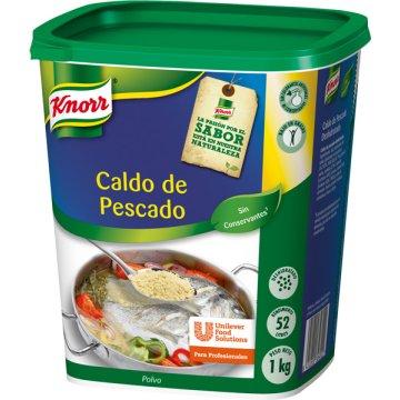 Caldo Knorr Polvo Pescado 1000 Gr