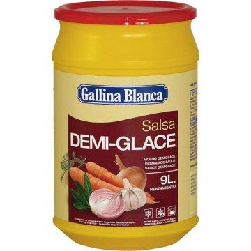 Salsa Demi Glace G.blanca 1kg