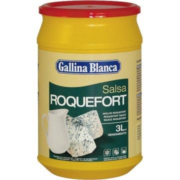 Salsa Roquefort G.blanca 1kg
