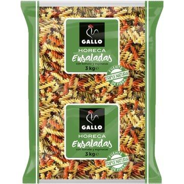 Hélices Vegetal Gallo 3kg