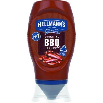 Salsa Barbacoa Hellmann's 250ml Bocabajo