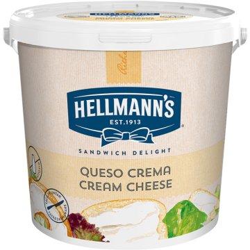 Queso Crema Hellmann's Cubo 1,5lt