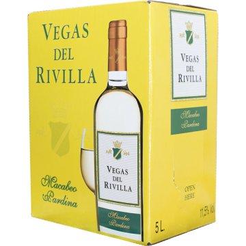 Vegas De Rivilla Blanc B.i.b. 5lt