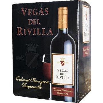 Vegas Del Rivilla Negre B.i.b. 5lt