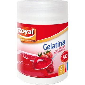 Gelatina Maduixa Royal 900 Gr