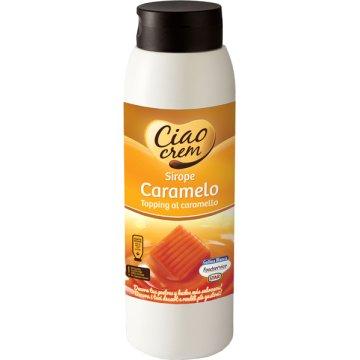Sirope De Caramel Gallina Blanca 1kg