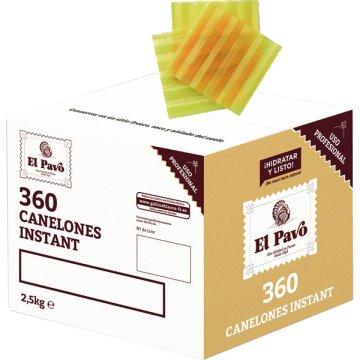 Canelones Instan Restaurante Gallina Blanca 360 Placas