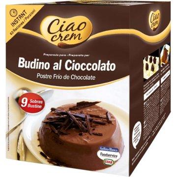 Postre Frio Chocolate Ciao 9x85gr