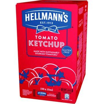 Ketchup Hellmann's Monoporciones 10ml 200u