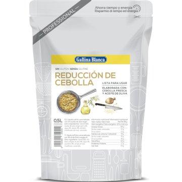 Reduccion De Cebolla Gallina Blanca 500gr