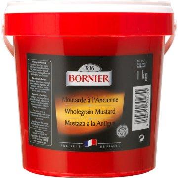 Mostassa A L'antiga Bornier 1kg Pot