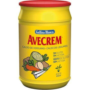 Avecrem Vegetal Gallina Blanca S/gluten Bote 1kg