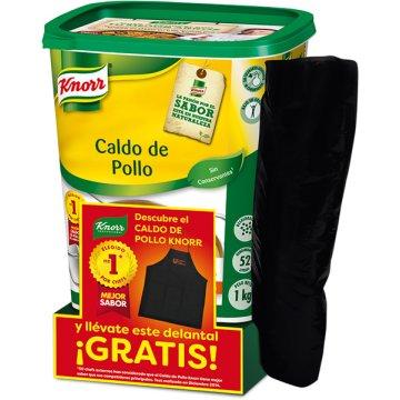 Caldo Knorr Pols Pollastre 1kg + Devantal