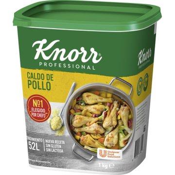 Caldo Knorr Polvo Pollo Bote 1kg Retractil
