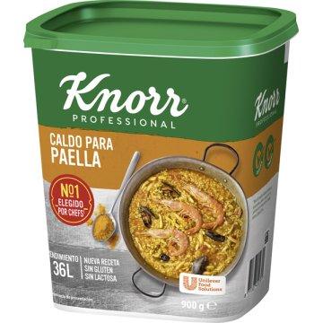Caldo Knorr Polvo Paella Bote 900g Retractil