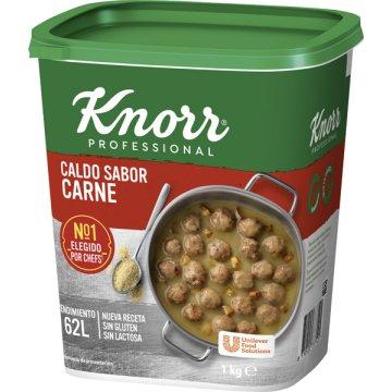Caldo Knorr Polvo Carne Bote 1kg Retractil